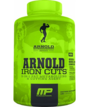 Arnold Iron Cuts (Musclepharm) 90 капс