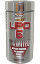 Lipo 6 Unlimited (Nutrex) 120 капс